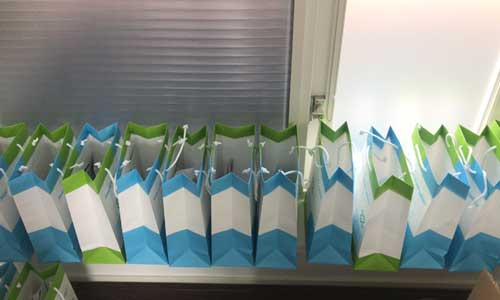 Goodiebags open dag 2018
